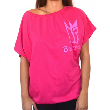Dámské tričko Barrsa Loosey Top PURPLE