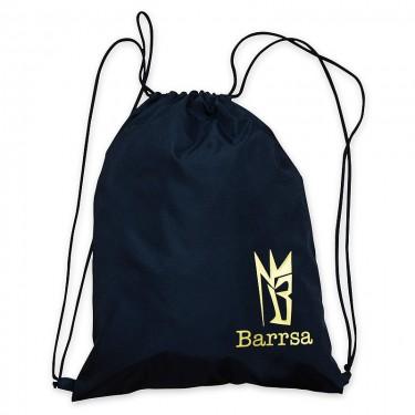 Batoh Barrsa Cinch Bag Black/Gold