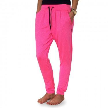 Dámske tepláky Barrs fitku Pink
