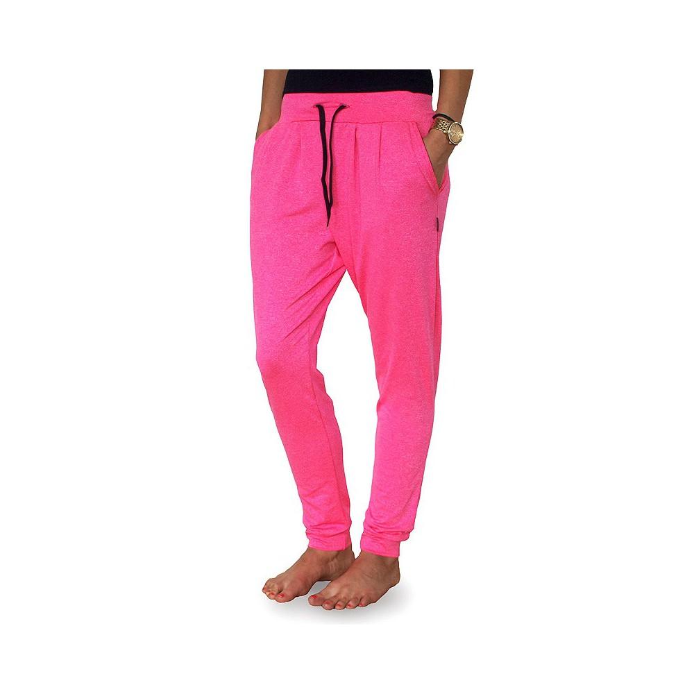 12620120a6c0 Dámske tepláky Barrs fitku Pink