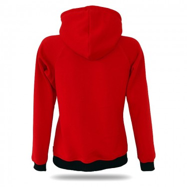 Button R/B – Women's pull over hoodie