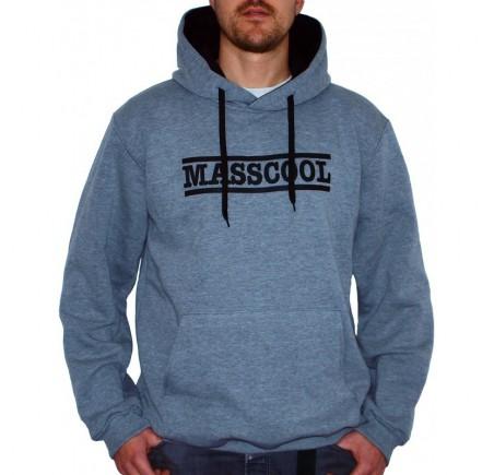 Barrsa Cross – Herren Sweatshirt Black/Grey
