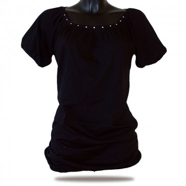 Dámske tričko Barrsa Ellas Long GREY