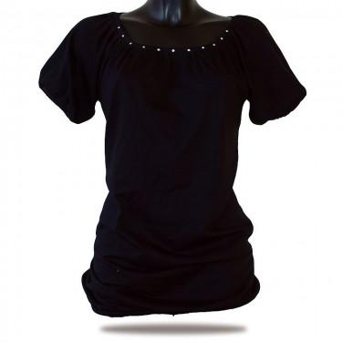 Women's t-shirt Barrsa Ellas Long GREY