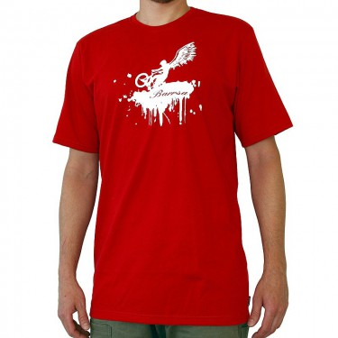 Pánske tričko Barrs Wings BLK