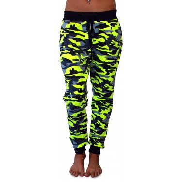 Sweatpants Barrsa Denc 2 Grey Camo