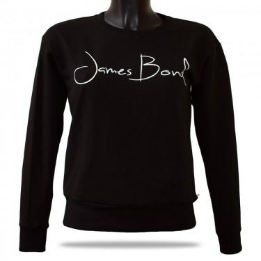 Barrsa Original Long GRY/BK – Women's pullover hoodie with a hood