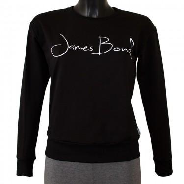 Damen Sweatshirt Barrsa Janes Bond Black/White