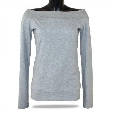 Dámské tričko s dlouhým rukávem Barrsa Lady LS Grey