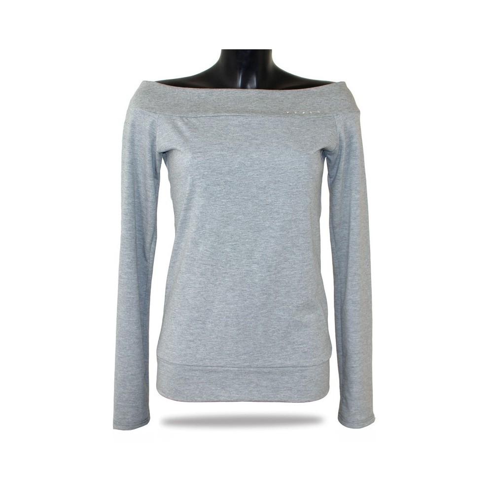 Women's tank top - Lady  grey