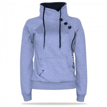 Birdie GRY - Women's pull over hoodie
