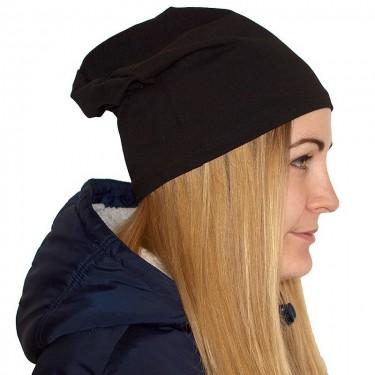 Dámska mikina s kapucňou cez hlavu Barrs Frozen White / Black