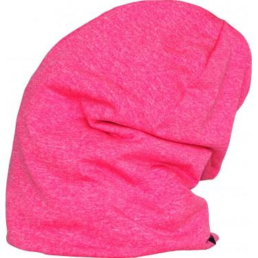 Dámský kulich Barrsa Beanie Neon Pink