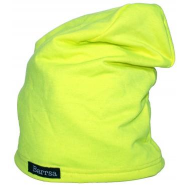 Dámský kulich Barrsa Beanie Neon limet