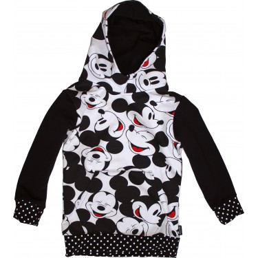 Button Kids R/B – kids' pull over hoodie