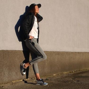 Sweatpants Barrsa Chic Grey