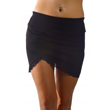 Dámská sukně Barrsa Lace Black