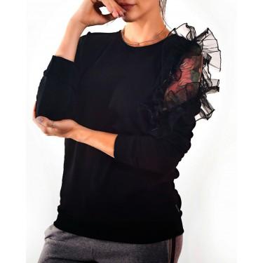 Barrsa Kendy/Black – Women's pullover